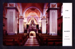 Palestina. Nazareth *The Greek Orthodox Church...* Circulada 1965. - Palestina