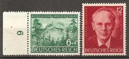 DR 1943 // Michel 855/856 ** (1752) - Deutschland