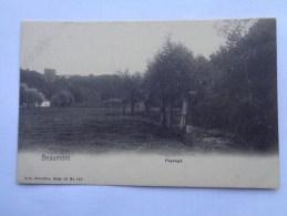 Réf: 92-19-6.                BEAUMONT   Paysage. - Beaumont