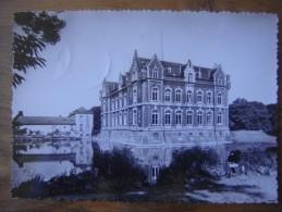 ESTAIMBOURG ( ESTAIMPUIS ) Le Château De Bourgogne - Estaimpuis