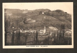 SAINT-VERAND (Isère) Vue Générale - Saint-Vérand