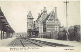 BERCHEM - Antwerpen - La Gare - Vue Intérieure - Torhout