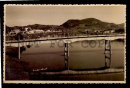 TUBARAO SANTA CATARINA BRAZIL PONTE BRIDGE CARTAO POSTAL Vintage Original Ca1930 POSTCARD CPA AK (W4_3175) - Brasile