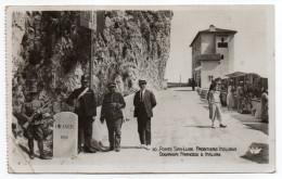 Frontera Italiana--1929--Douaniers Français Et Italiens--Pont St Louis,cpsm 14 X 9 N°30  éd Rostan & Munier-carte Glacée - Douane