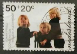 HOLANDA 1972. Child Care. USADO - USED. - Periodo 1949 – 1980 (Juliana)