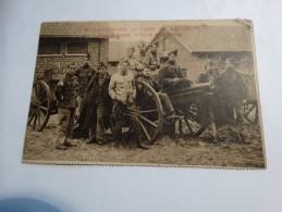 Camp De Beverloo-Après La Théorie - Leopoldsburg (Kamp Van Beverloo)