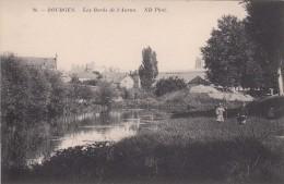 G , Cp , 18 , BOURGES , Les Bords De L'Auron - Bourges