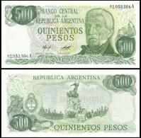 Argentina - 500 Pesos 1977-82 UNC - Argentinië