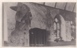 BREAGE CHURCH INTERIOR - England