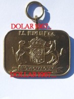 .medal - Medaille - K.C Nijmegen-Noviomagum-Kynologenclub Nijmegen - Netherland