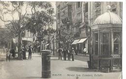 Strada San Giovanni ,Valetta  CPA 1905 - Malte