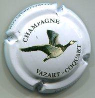 CAPSULE-CHAMPAGNE VAZART-COQUART N°24 Fond Blanc - Andere