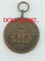 .medal - Medaille - 1 Drentse Rijwielvierdaagse - Unclassified