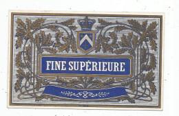 Specimen D'étiquette N° 785 , Haberer , Plouviez & Douin , FINE SUPERIEURE , 2 Scans - Etiquettes