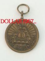 .medal - Medaille - NO  3 Drentse Rijwielvierdaagse - Netherland