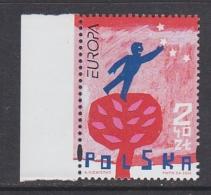 Europa Cept 2006 Poland 1v (+margin)  ** Mnh (31713C) - Europa-CEPT