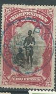 Congo Belge    - Yvert N°28 Oblitéré   - Abc11302