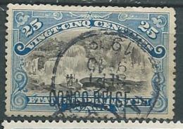 Congo Belge    - Yvert N°22 Oblitéré  - Abc11305