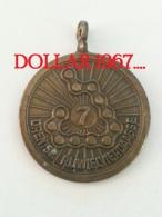 .medal - Medaille - NO  7  Drentse Rijwielvierdaagse - Netherland
