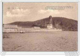 BARRAGE DE LA GILEPPE ..-- 1923 Vers FEXHE - LE - HAUT - CLOCHER ( Mr Gustave QUATPERS ) . Voir Verso . - Gileppe (Barrage)