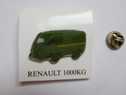 Beau Pin´s , Auto Fourgon Renault 1000 Kg - Renault