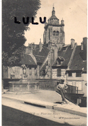 DEPT 39 : Saint Claude, Place Aux Fleurs ( Animé ) - Saint Claude