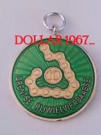 .medal - Medaille - NO  10  Drentse Rijwielvierdaagse - Netherland