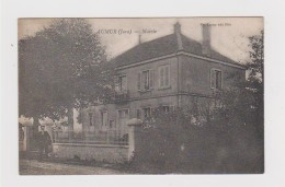 Aumur.39.Jura.Mairie.1909 - France