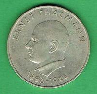 A947 Alemania Oriental 20 Marcos 1971 - Ernst Thalmann - Non Classificati