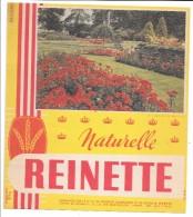 BUVARD - BISCOTTES NATURELLE REINETTE - Collection G. TRUFFAUT - Biscottes