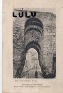 DEPT 33 : 2 Scans : Bourg Sur Gironde Porte Dite Batailleyre , Vue Interieure - France