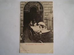 Royalty // NL - Pays Bas // Bezoek Koninklijk Paar Te Schwerin Deutschland No 1 // Ca1901 - Case Reali
