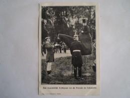 Royalty // NL - Pays Bas // Bezoek Koninklijk Paar Te Schwerin Deutschland No 6 (na De Parade) (Military) // Ca1901 - Case Reali