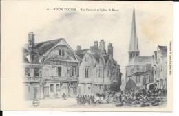 VIEUX TROYES RUE PASSERAT - Troyes
