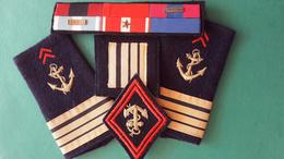 Insignes De Grade Et D'arme - Armée De Terre