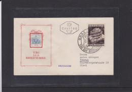 Österreich ANK 1004 Tag Der Briefmarke  FDC Ersttag 1953  KW:22€ - FDC