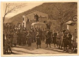 Guerre D' Espagne Arrivée Des Soldats Nationalistes Au Poste Frontière  PERTHUS - Francia