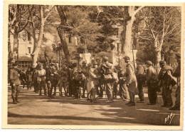 Guerre D' Espagne  La Fouille Au BOULOU - Francia