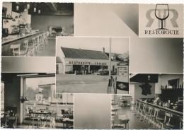 ROUVRAY - Restoroute De La Croisée, Station Service Ozo - France