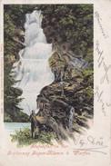 Stufenfall In Der Erzherzog Eugen-Klamm Bei Werfen * 1. 1. 1901 - Werfen