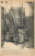 59 LILLE - MERLOT A LILLE - FAUTEUIL HISTORIQUE A Mlle BARATTE CHEZ  QUI L AVIATEUR MAPLEBECK A SEJOURNE - Lille