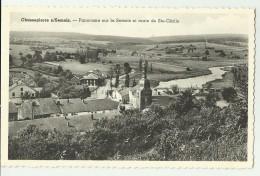 Chassepierre S/Semois   *  Panorama Sur La Semois Et Route De Ste-Cécile - Chassepierre