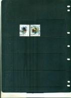 LITUANIA  INSECTES 99 2 VAL OBLITERES - Abeilles