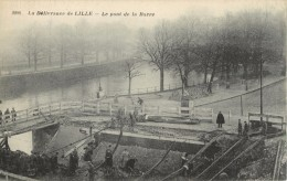 59 LILLE - LA DELIVRANCE DE LILLE - LE PONT DE LA BARRE - Lille