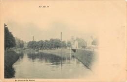 59 LILLE - LE PONT DE LA BARRE - Lille