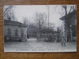 54 - Lunéville : Quartier Diettmann - 73 ème R.A.C.H. - Luneville
