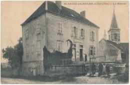SAINT SEINE EN BACHE - La Mairie - France