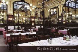 Paris 9ème - Restaurant Bouillon Chartier - La Table Culte De Paris - Rue Du Faubourg Montmartre - District 09