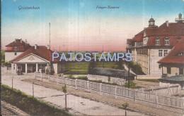 54928 GERMANY GROSSENHAIN DRESDE AVIATOR BARRACKS POSTAL POSTCARD - Non Classés