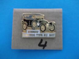 "PIN´S - RENAULT "" TORPEDO Type  EU  1917  - Voir Photo ( 4 ) - Renault"
